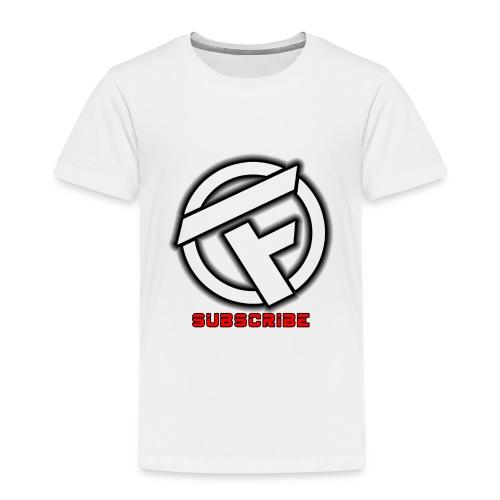 Subscribe Logo - Toddler Premium T-Shirt