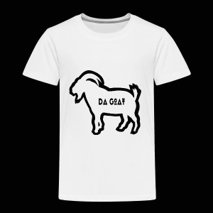 Tony Da Goat - Toddler Premium T-Shirt