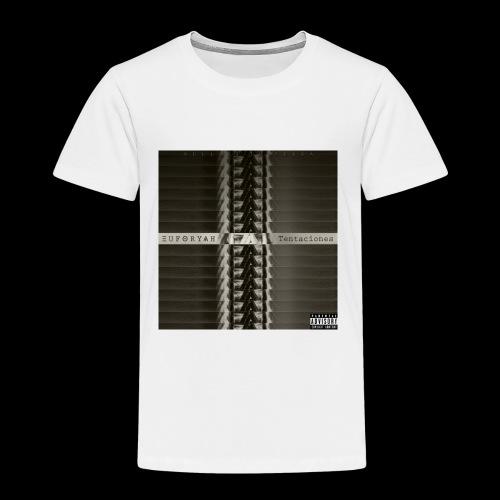 Euforyah Tentaciones Covers - Toddler Premium T-Shirt