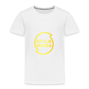 Limited Edition Styln Media! - Toddler Premium T-Shirt