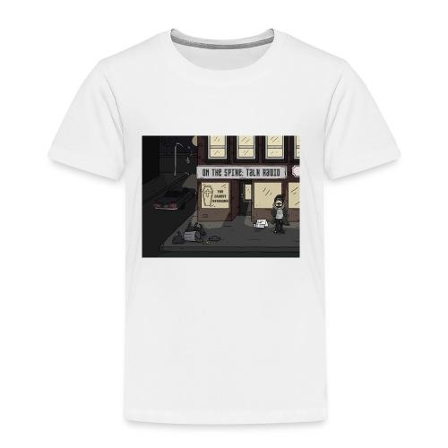 Corner Brad - Toddler Premium T-Shirt