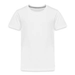 NF All White - Toddler Premium T-Shirt