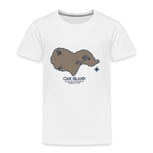Oak Island - Toddler Premium T-Shirt