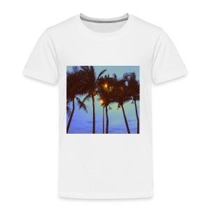 Palm Trees - Toddler Premium T-Shirt