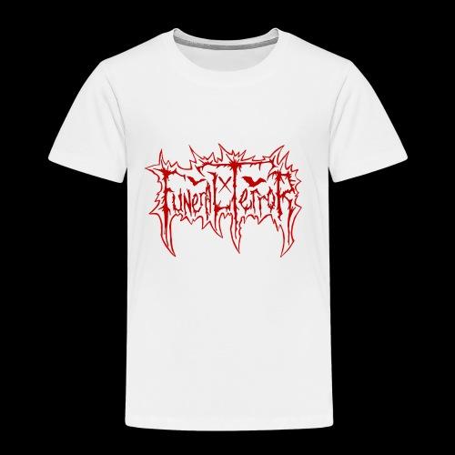 Funeral Terror - Official Merchandise - Toddler Premium T-Shirt
