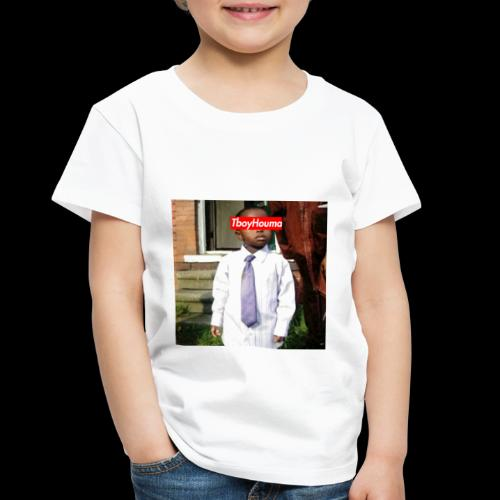 Tboyhouma Baby Pic Edit Merch - Toddler Premium T-Shirt