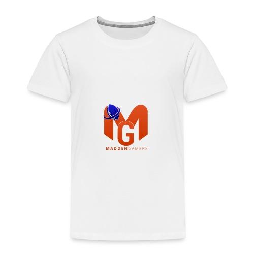 MaddenGamers MG Logo - Toddler Premium T-Shirt