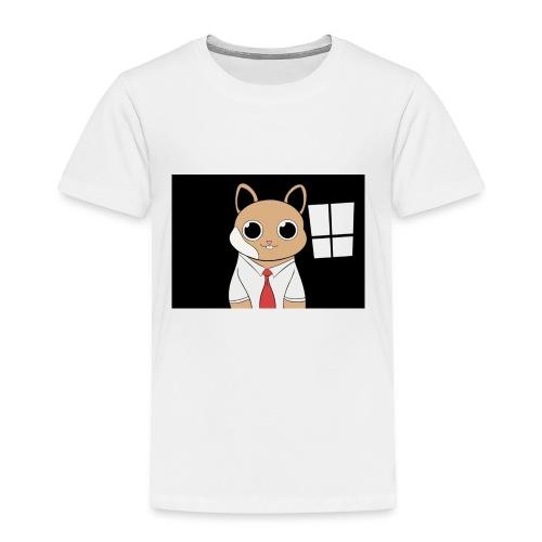 Pete The Hamster - Toddler Premium T-Shirt
