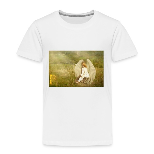 An Angel to Watch Over You - Toddler Premium T-Shirt