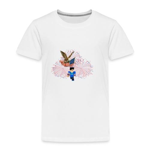 god bless - Toddler Premium T-Shirt