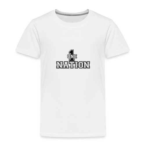 Number One Nation - Toddler Premium T-Shirt