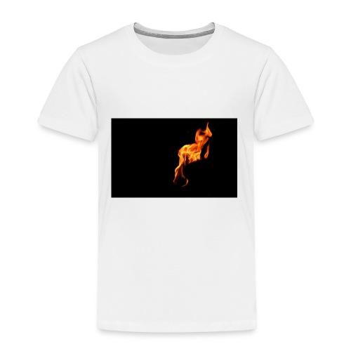 la flame - Toddler Premium T-Shirt