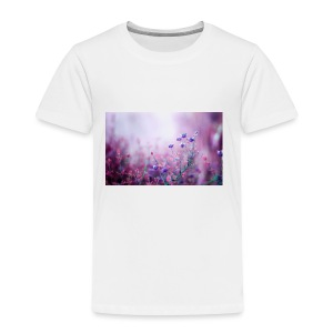 Life's field of flowers - Toddler Premium T-Shirt