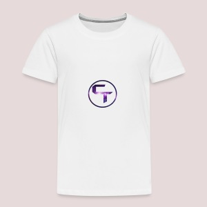 CamTremblay Official Logo - Toddler Premium T-Shirt