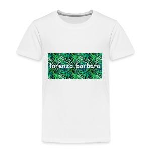 Classic Vine Design - Toddler Premium T-Shirt