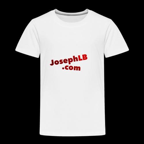 josephlb.com Gear - Toddler Premium T-Shirt