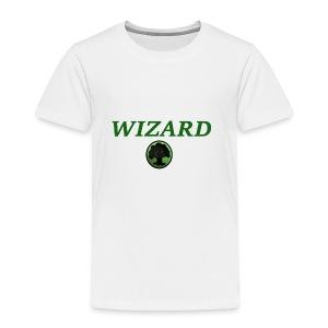 Forest Wizard - Toddler Premium T-Shirt