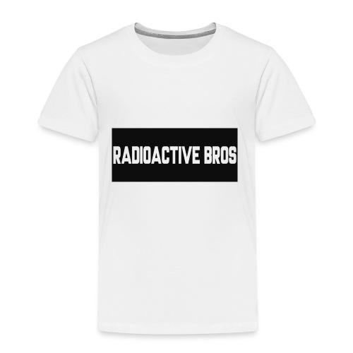 Radioactive SHIRT - Toddler Premium T-Shirt
