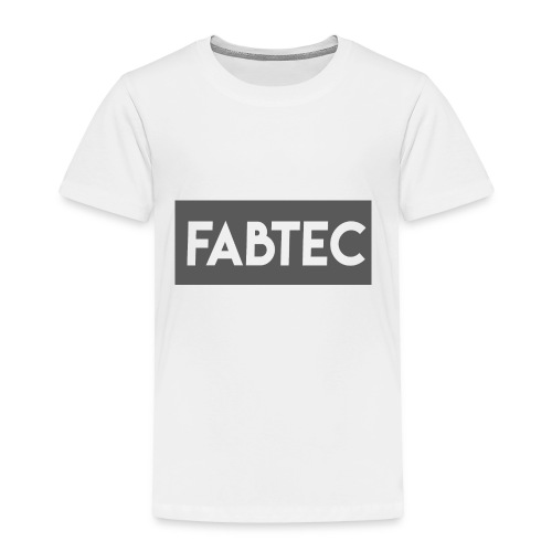 NEW FABTEC SHIRT - Toddler Premium T-Shirt