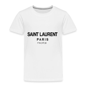 saint laurent - Toddler Premium T-Shirt