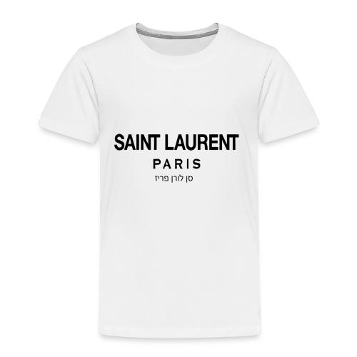 saint laurent - Toddler Premium T-Shirt