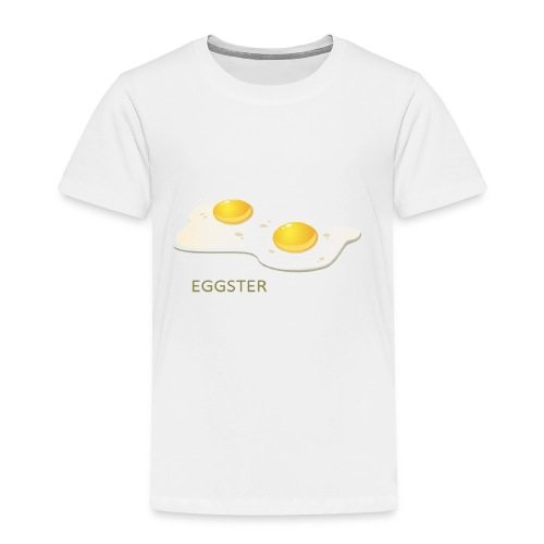 youtube EGGSTERS - Toddler Premium T-Shirt