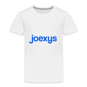 joexys_blue - Toddler Premium T-Shirt