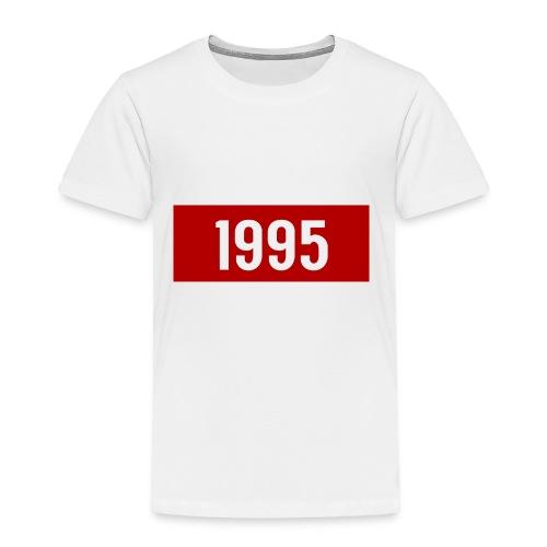year 1995 - Toddler Premium T-Shirt