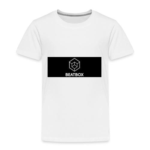 BeatBox logo - Toddler Premium T-Shirt