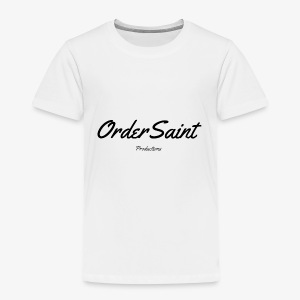 Order Saint Productions - Toddler Premium T-Shirt