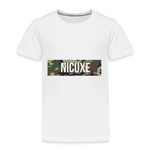 Nicuxe Brand Co.   2017 Style & Gucci - Toddler Premium T-Shirt
