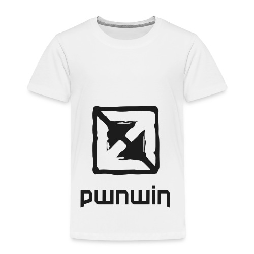 pwnwin - play eSports and win cash & prizes - Toddler Premium T-Shirt