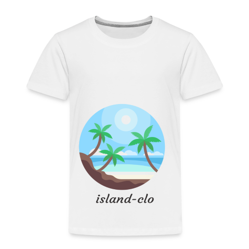 Island clothing - Toddler Premium T-Shirt