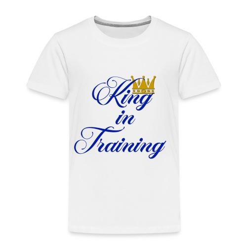 King in Training - Toddler Premium T-Shirt