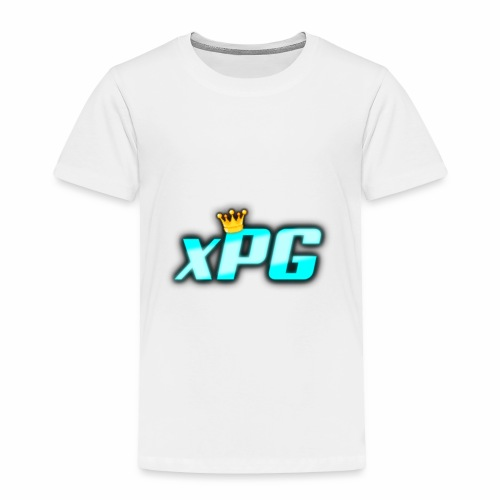 Classic xPG Logo - Toddler Premium T-Shirt