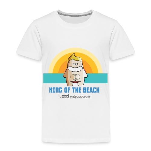 KING - Toddler Premium T-Shirt