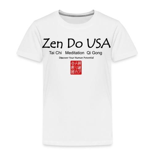 Zen Do USA - Toddler Premium T-Shirt