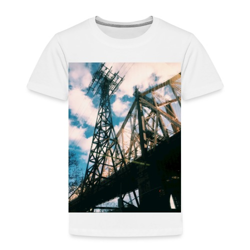 Ed Koch bridge - Toddler Premium T-Shirt