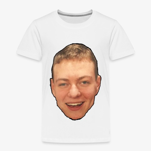 Kyle's Face on White - Toddler Premium T-Shirt