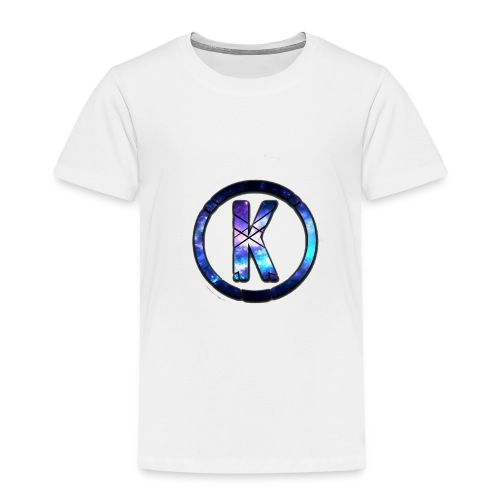 Galaxy K Logo Apparel - Toddler Premium T-Shirt