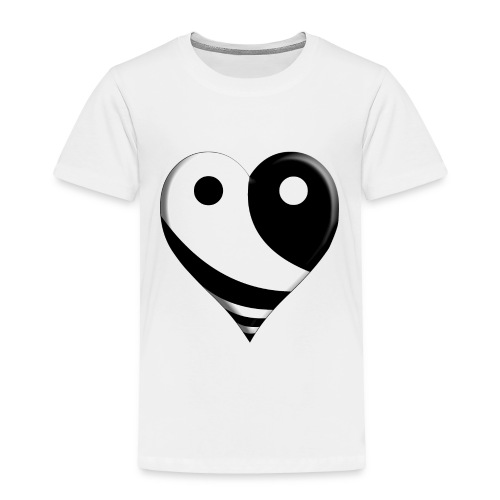 Harmony Heart - Toddler Premium T-Shirt