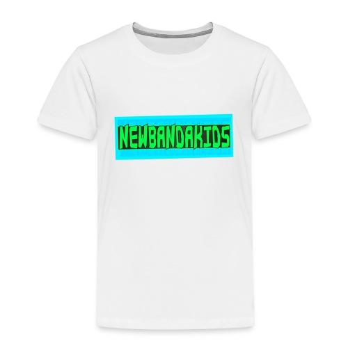 NEWBANDAKIDs - Toddler Premium T-Shirt