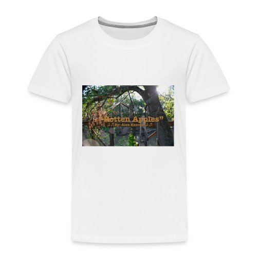 Rotten Apples design - Toddler Premium T-Shirt