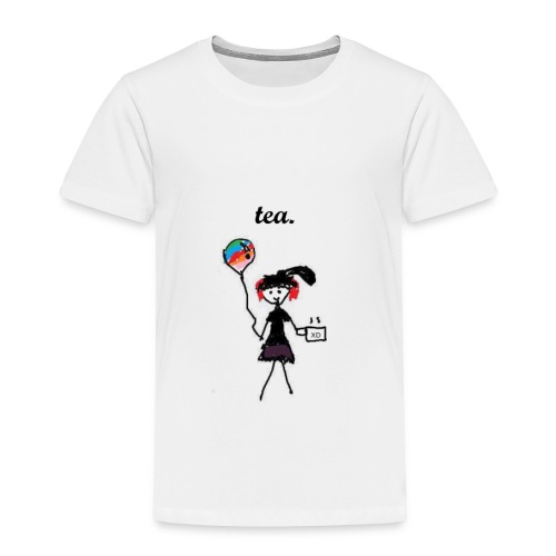 Tea - Toddler Premium T-Shirt