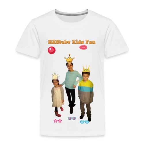 HZHtube Kids Fun T-Shirt - Toddler Premium T-Shirt