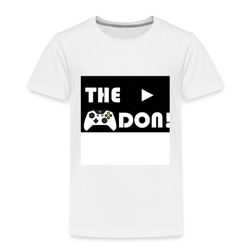 The Don's Official Shirt - Toddler Premium T-Shirt