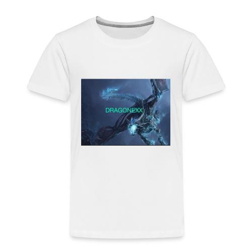 Neon blue - Toddler Premium T-Shirt