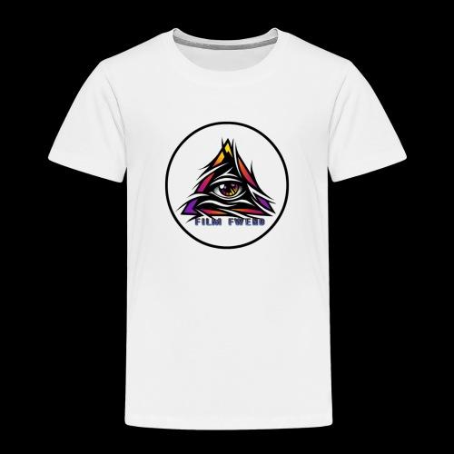 Film Fwend logo - Toddler Premium T-Shirt