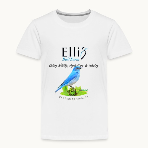 Ellis Bird Farm - Carolyn Sandstrom - Toddler Premium T-Shirt