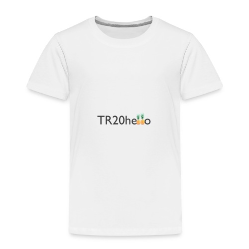 TR20hello - Toddler Premium T-Shirt